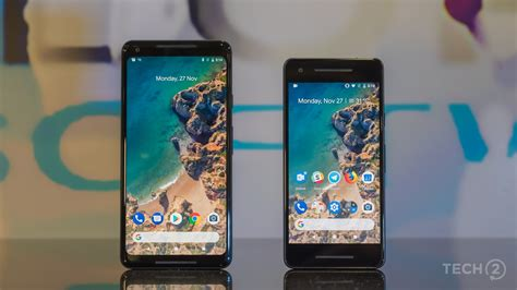 pixel 2 and pixel 2 xl review unbeatable makes you overlook the average design