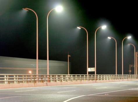 Характеристики и требования к лампам уличного освещения