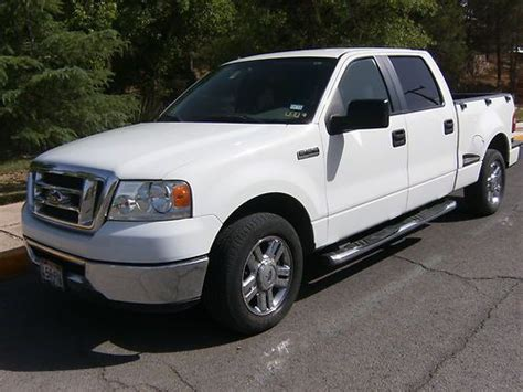 find   ford   xlt supercrew  owner  mi wd