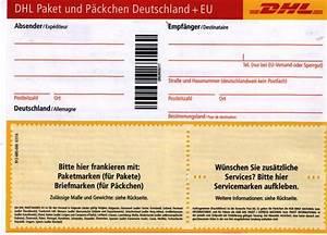 Dhl Versand Deutschland : kann ich mit diesen dhl zettel nach austria ein paket sende post ~ Orissabook.com Haus und Dekorationen