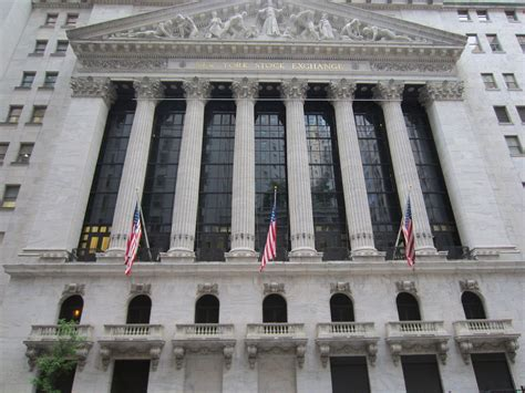 Stock Images File New York Stock Exchange New York City May 2014 048