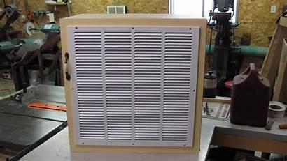Filter Air Return Box Cold Furnace Tell