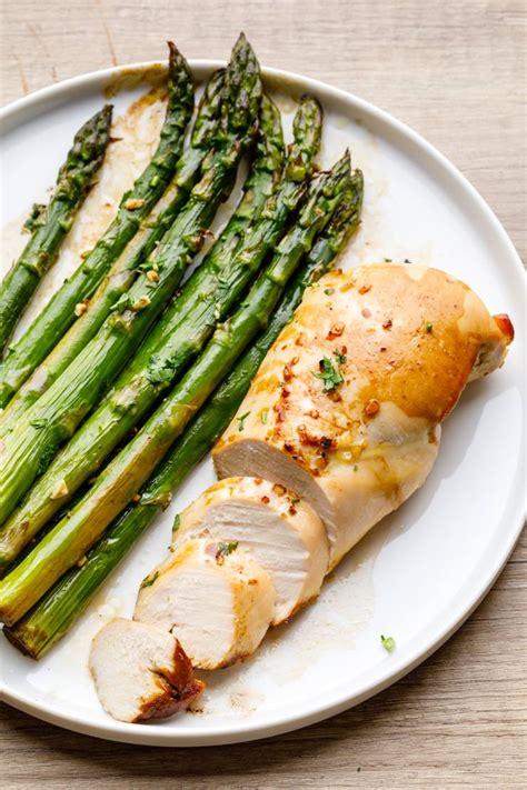 easy  ingredient oven baked chicken breast sheet pan