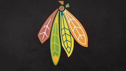 Blackhawks Chicago Wallpapers Hockey Nhl 1440