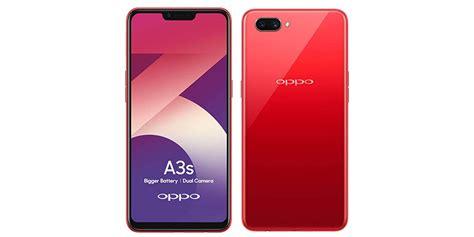 Harga Dan Merk Hp Ram 3gb harga oppo a3s terbaru 2019 dan spesifikasi oppo ponsel