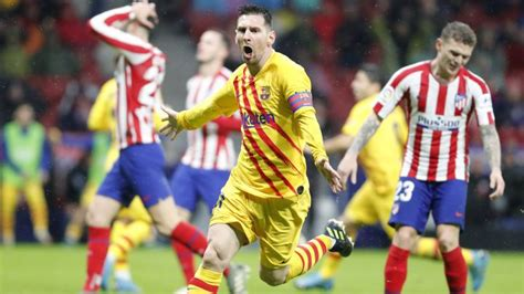 Atletico Madrid - Barcelona: preview, team news, predicted ...