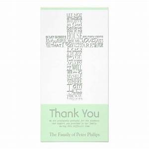 50 best religious sympathy thank you cards images on With sympathy thank you cards templates