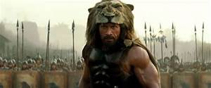 Does The Rock Look Afraid in First 'Hercules' Clip ...