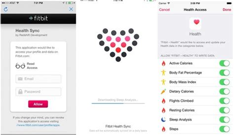 how to sync fitbit to iphone how to sync fitbit with iphone