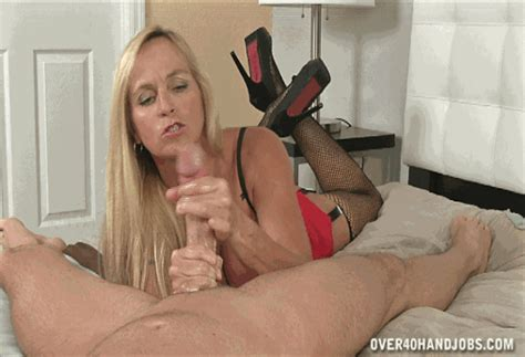 big cock milked by over 40 milf 3rdshiftvideo