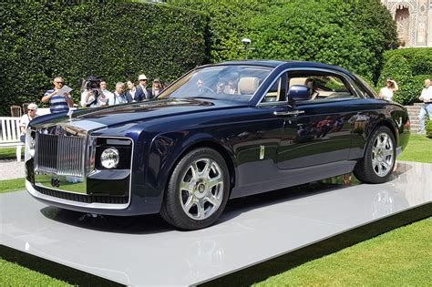 Rolls Royce Sweptail 39 Probably The Most Expensive Car