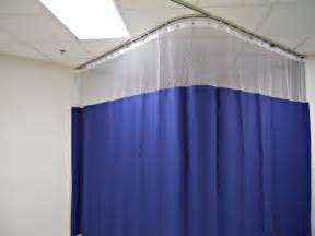Cubicle Curtain Track Manufacturers by Cubicle Curtains And Track System House Design And Office