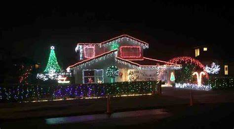 here s where you can see the best christmas light displays
