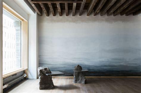 calico wallpaper  modern house     modern design
