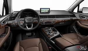 Audi Q7 Interieur : audi q7 progressiv 2018 audi ste foy ste foy qu bec ~ Nature-et-papiers.com Idées de Décoration