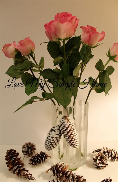 How To Revive Roses In A Vase - how to revive wilted roses my simple home