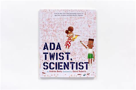 twist scientist hardcover abrams
