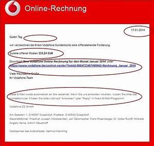 Vodafone Rechnung Email : tipps tricks cafe diem ~ Themetempest.com Abrechnung