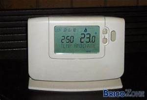 Thermostat Chaudiere Sans Fil : thermostat sans fils honeywell ~ Dailycaller-alerts.com Idées de Décoration