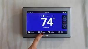 Trane 850 Thermostat