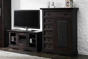 Lowboard Tv Holz : tv unterschrank glory pinie massiv holz lowboard tv schrank fernsehtisch kaufen bei moebelkultura ~ Orissabook.com Haus und Dekorationen
