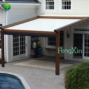 Manual Full Cassette Window  Door Canopy Sun Shade Patio