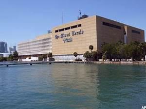 Miami Herald Bids Biscayne Bay Adieu - TheStreet
