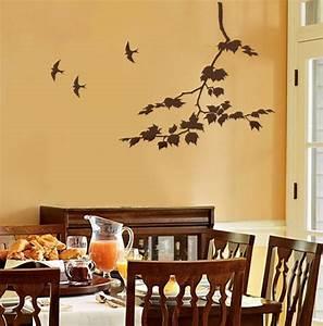 Modern dining room wall art dands