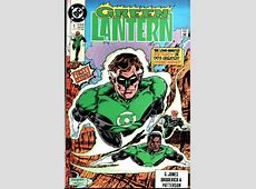 Green Lantern #1 Down to Earth Issue