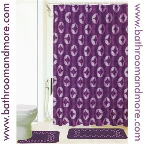 1000 images about Purple Shower Curtain on Pinterest Paisley fabric, Bathroom sets and Shower