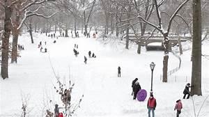 NYC's Non-Blizzard Was Beautiful