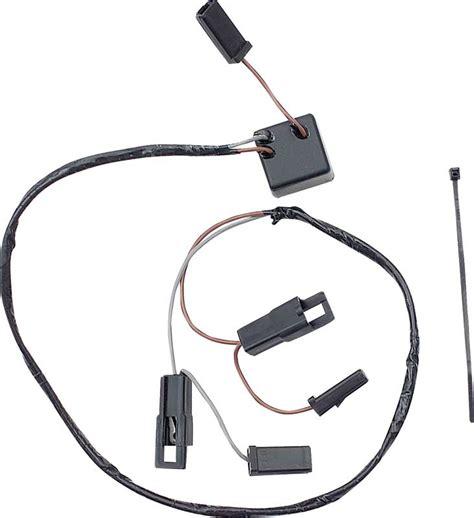 Pontiac Firebird Parts Electrical Wiring