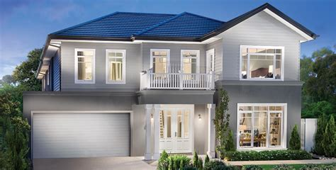 Astor Grange Home Design  Luxury 4 Bedroom House  Porter