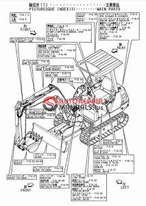 Yanmar Crawler Backhoe B25    B25