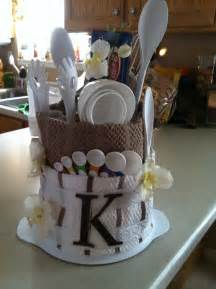 wedding shower gift basket ideas bridal shower gift for the