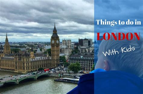 10 Fun Things To Do In London With Kids  Mum On The Move