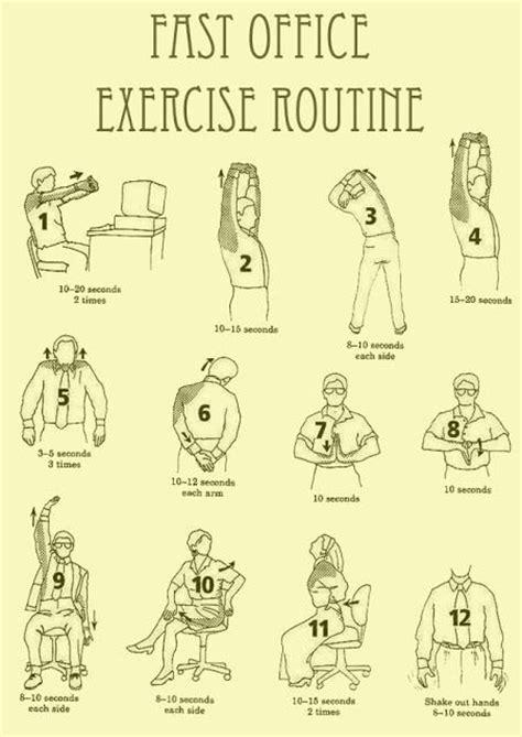 Stijve nek oefeningen