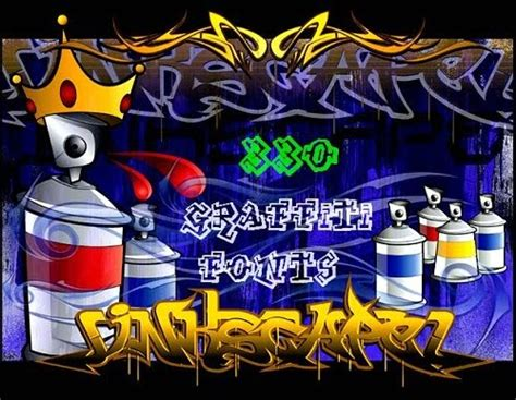 Graffiti Online : Create A Graffiti Text With Your