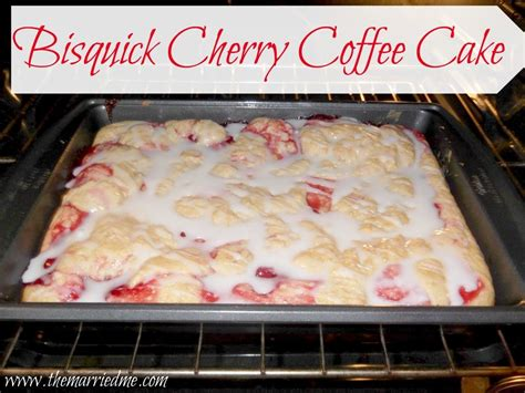 bisquick cherry coffee cake breakfast cherry dessert