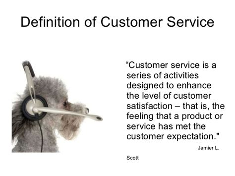 Definition Of Guest Or Customer Service by The The Bad And The Of Customer Service