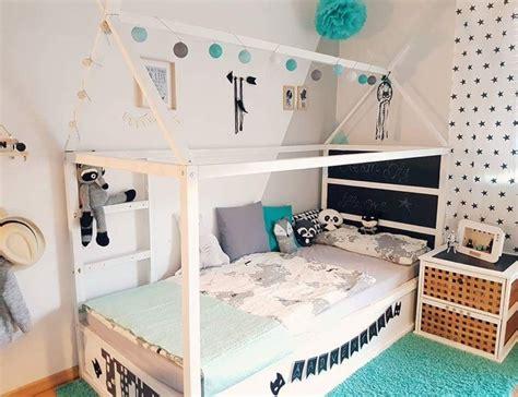 Ikea Kinderzimmer Bett by Ikea Kura Bett Umgestalten Und Ein Paradies Im