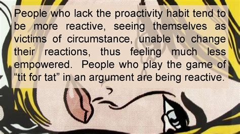 proactive  reactive thinking prezentatsiya onlayn