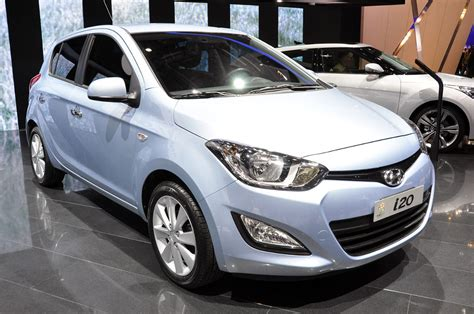 amazing hyundai car amazing hyundai i20 at the 2012 geneva motor show korean