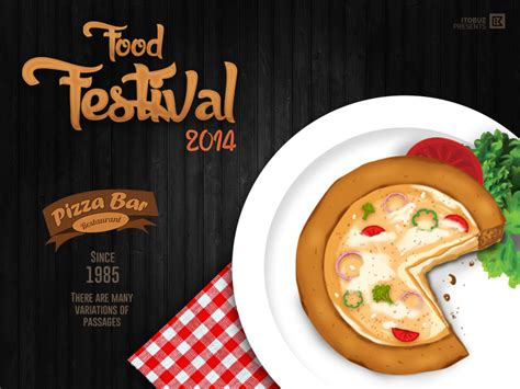 poster cuisine food festival 2014 poster by itobuz technologies pvt ltd