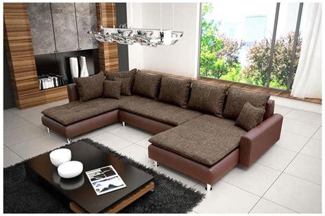 canape u canapé d 39 angle en u design