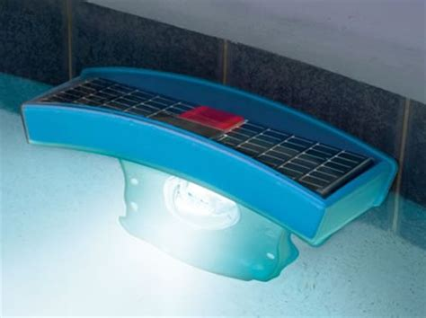 Illuminate Your Swimming Pool With Solar Powered Lights