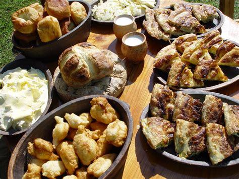 cuisine domactis food drink durmitor adventuresdurmitor adventures