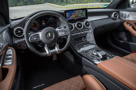 C63 Amg Interior by New 2019 Mercedes Amg C63 Review Bmw S M3 Challenger