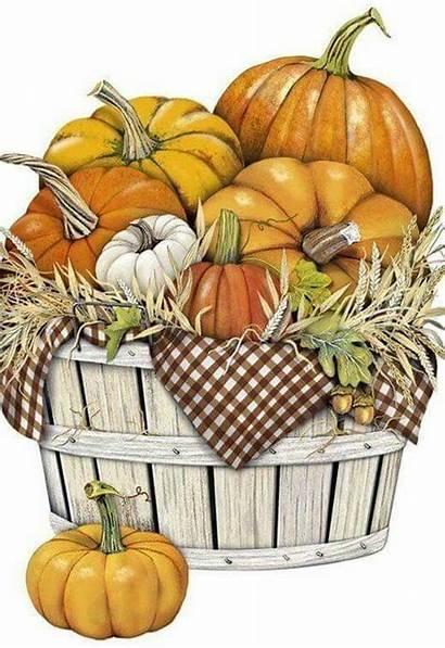 Autumn Clipart Fall Pumpkins Painting Clip Halloween