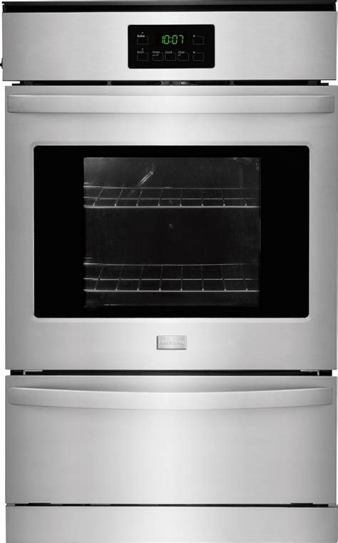 Frigidaire FFGW2425QS 24 Inch Single Gas Wall Oven with 3